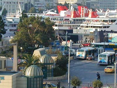 Piraeus Docks