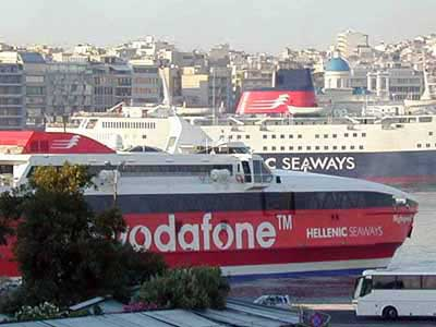 Piraeus Ferries