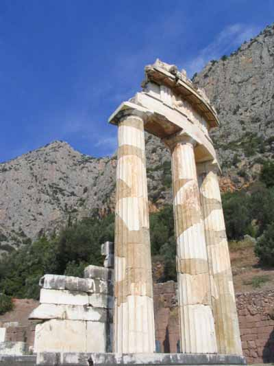 Tholos Temple of Athena