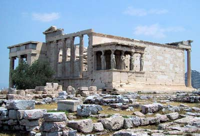 Erectheion Temple